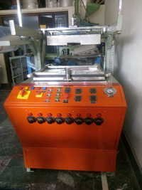 Set-up Disposal Cup, Glass, Dona, Plate, Machine Business