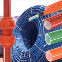 Plb Hdpe Duct Pipe