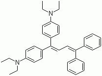 1,1-Bis(4-diethylaminophenyl)-4,4-diphenyl-1,3-butadiene