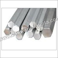 Steel Bright Bar Hex