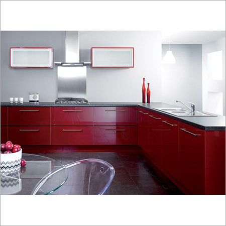 Classic Modular Kitchen