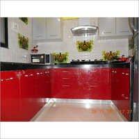 Classic Design Modular Kitchen