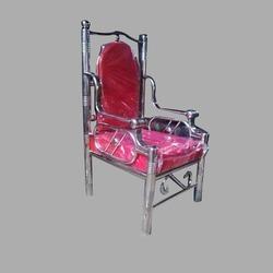 Steel Jaimala Chair