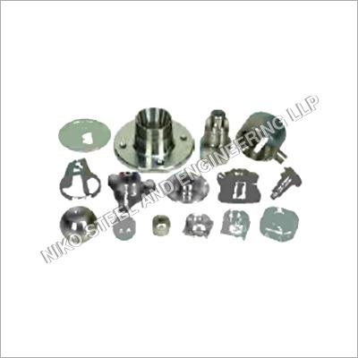 Duplex Steel Components