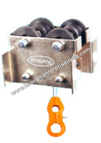 I Beam Metal Cable Carrier