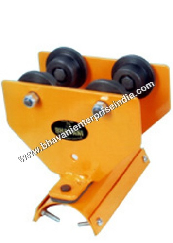 I Beam 4 Wheel Cable Carrier