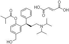 Fesoterodine Fumarate