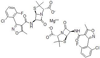 Flucloxacillin Magnesium