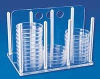 Petri Dish Rack