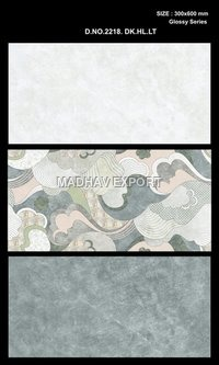 Glossy Digital Printed Wall Tiles