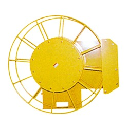 hydraulic motor type cable reel