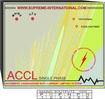 Single Phase ACCL