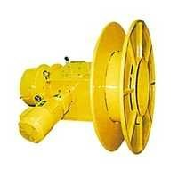 contorq motor cable reel