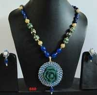 Beaded Necklace Pachi Jewelry