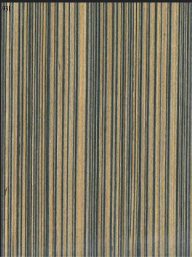 Black Zebra Wood Veneers