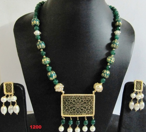 Thewa Jewellery Thewa Art Necklace Set