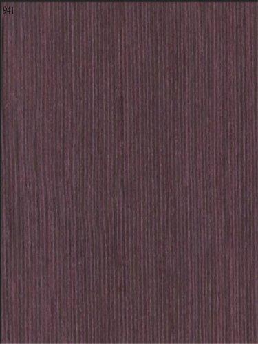 Ash Dyed Burgundy Veneers