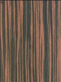 Red Stain Ebony Veneers