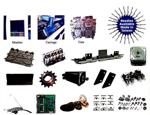 Industrial Knitting Machine Accessories