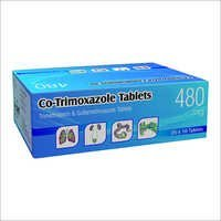 Co Trimoxazole Tablets 480mg