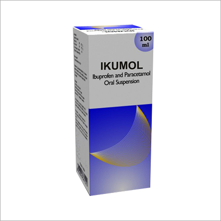 Ibuprofen & Paracetamol