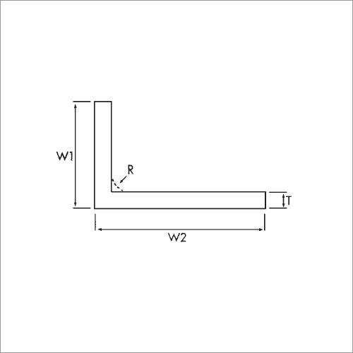 Aluminium Alloy Unequal Bar
