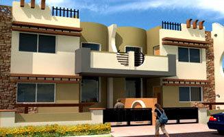 Golden Residency Duplex Bungalow