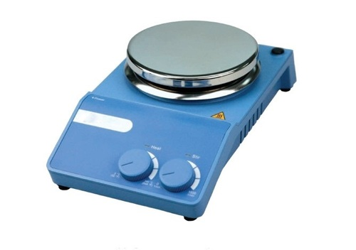 DIGITAL MAGNETIC LABORATORY STIRRER WITH HOT PLATE