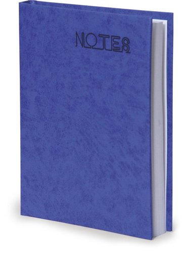 Blue Texture Note Book