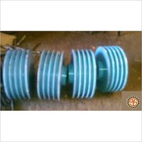 Solid Type V- Belt Pulley