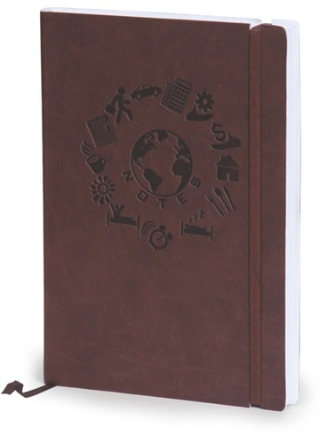 Brown World Note Book