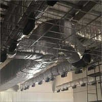 Large Industrial Ducting System