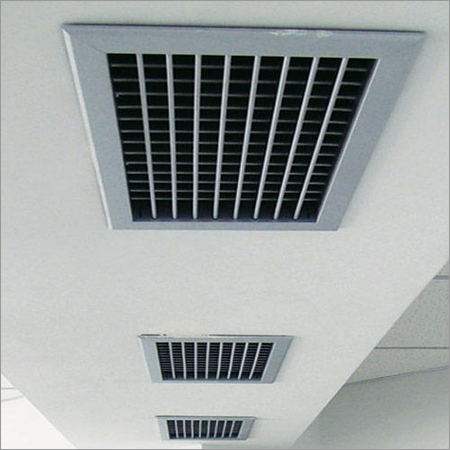 Industrial Roof Ventilation System