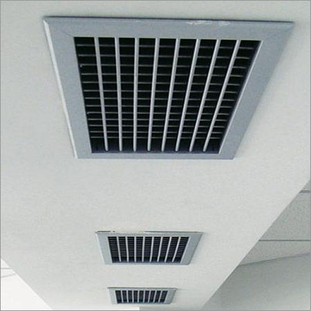 Industrial Roof Ventilation System