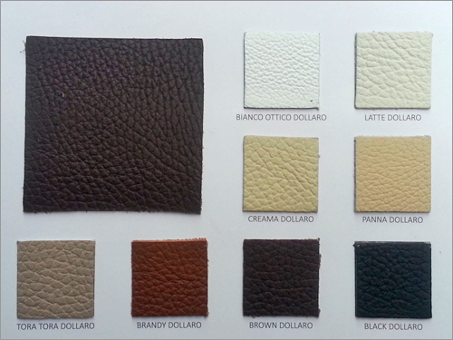Dollar Upholstery Leather materials