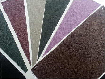 Grain Finished Upholstery Leather