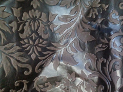 Pattern Printed Upholstery Leather