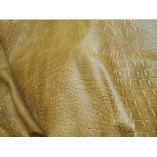 Printed Upholstery Leather material