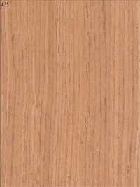 Red Oak Flower Veneers