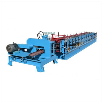 C & Z & U & W Shaped Steel Roll Forming Machine