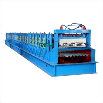 Double Layer Floor Decking Forming Machine