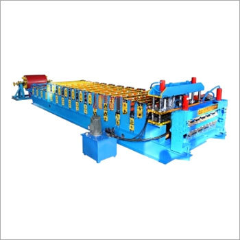 Floor Decking Forming Machine
