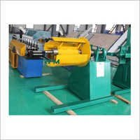 Three Waves Highway Guardrail Machines