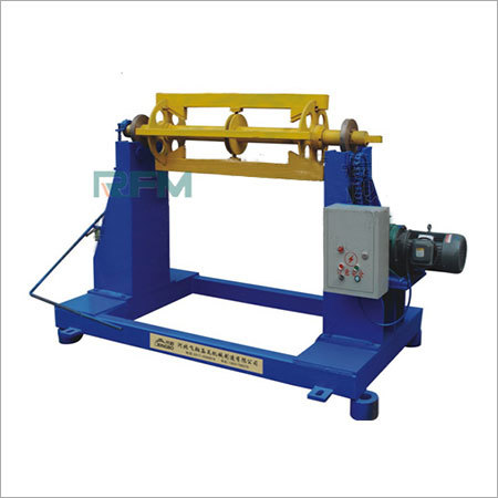 5Ton Electric Decoiler