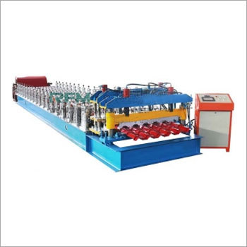 Stone Coated Roof Tile Sheet Making Machine