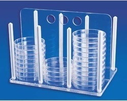 Petri Dishes Rack