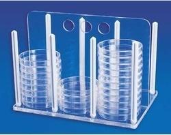 Petri Dishes Rack