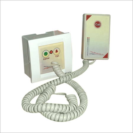 Wired Nurse Call Bell System