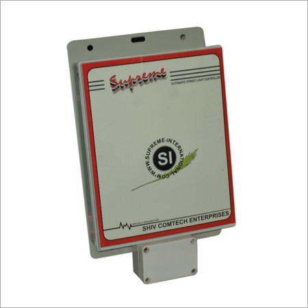 Automatic Stree Light Controller