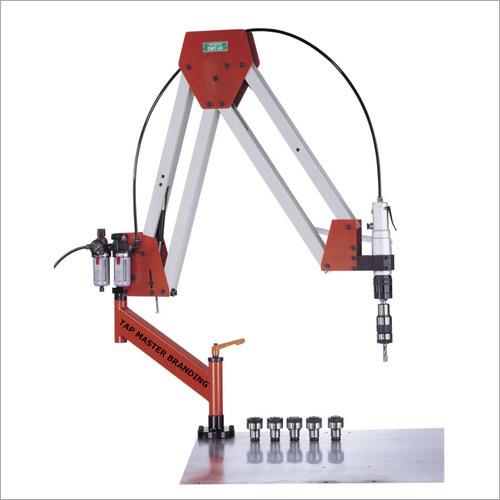 Robotic Arm Tapping Machine